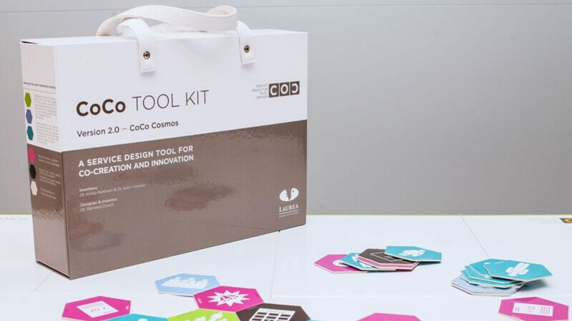 Vision Factory Oy CoCo Tool kit 2.0 CoCo Cosmos